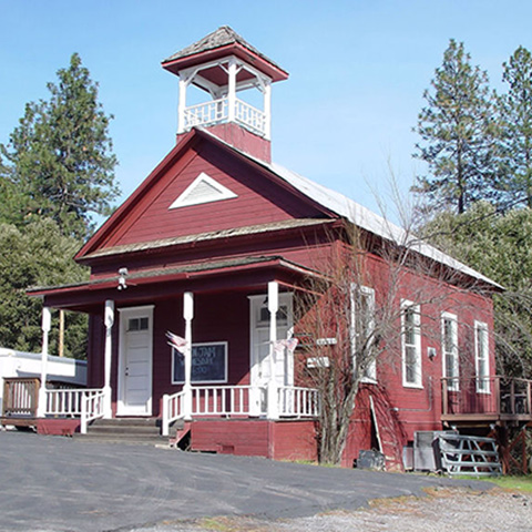 Historic Pine Grove School