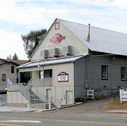 Pine Grove Town Hall
