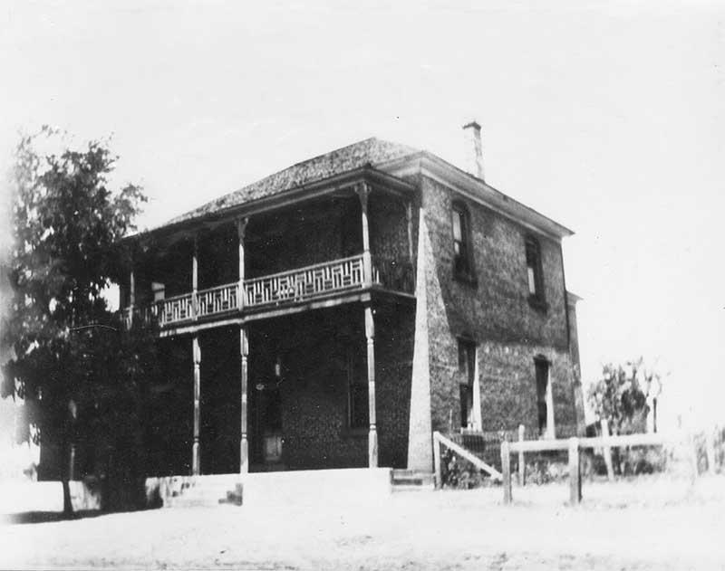 Pine Grove CA History - Giannini's