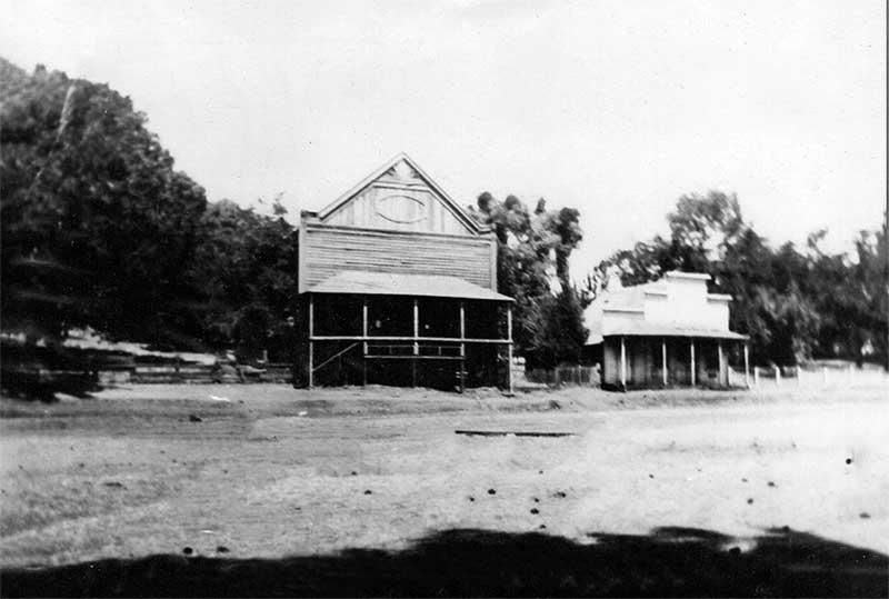 Pine Grove CA History