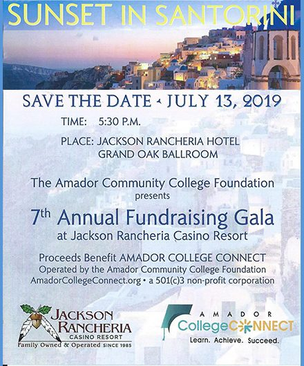 Amador Community Foundation Fundraiser