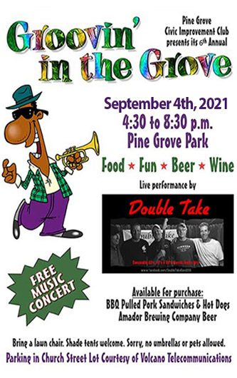 Groovin' in the Grove 2021
